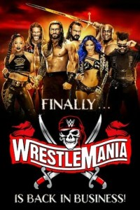 WWE WrestleMania 37 (2021) Night 01 & 02 Full Show