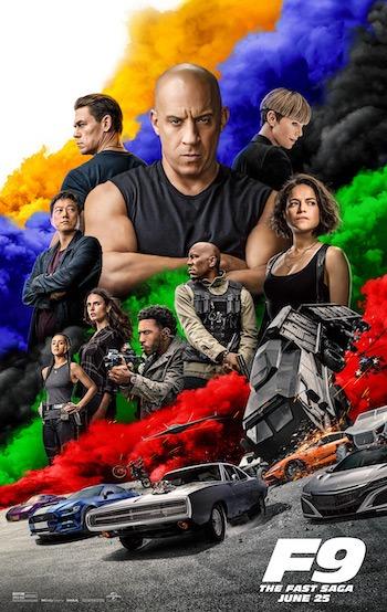 F9: The Fast Saga (2021) Hindi Full Movie