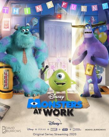 Monsters At Work Season 1 Episode 1 (S01 E01) Subtitles