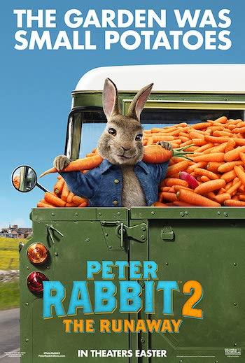 Peter Rabbit 2: The Runaway (2021) Full Movie