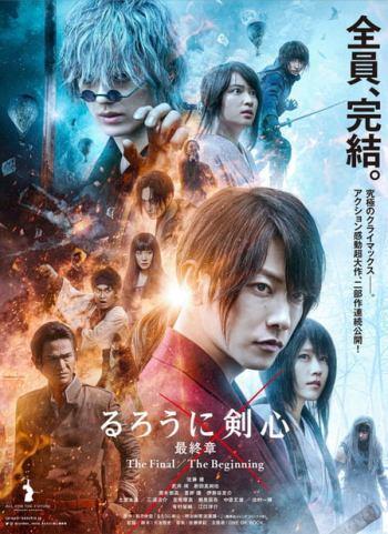 Rurouni Kenshin: Final Chapter Part I – The Final (2021) Subtitles