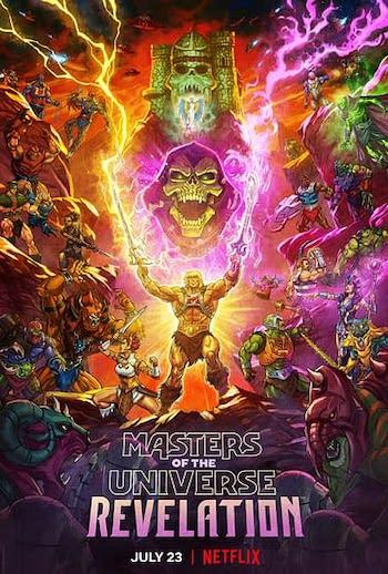 Masters of the Universe: Revelation Season 1 Episode 1 (S01E01)