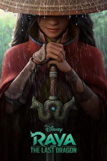 Raya and the Last Dragon (2021) Dual Audio Hindi Full Movie