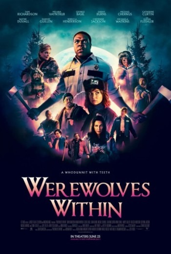 Werewolves Within (2021) Full Movie