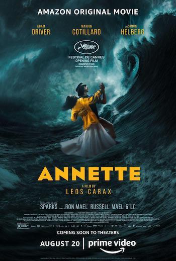 Annette (2021) Indonesian Subtitles