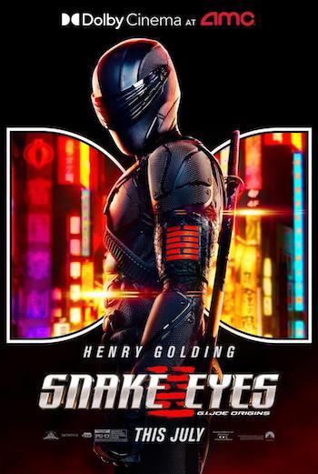 Snake Eyes (2021) Dual Audio Hindi