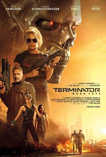 Terminator: Dark Fate (2019) English Subtitles