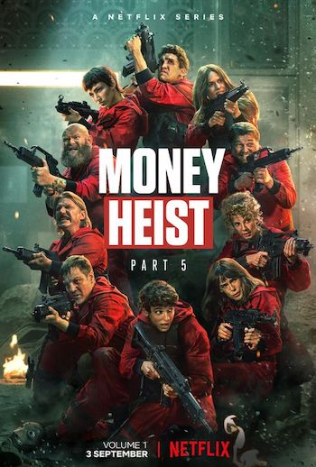 Money Heist Season 5 Episode 1 Dual Audio Hindi