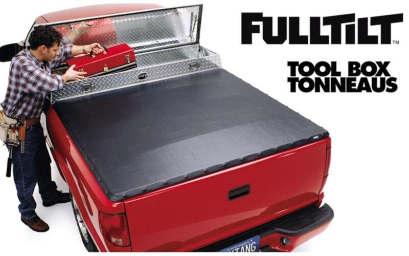 2015 2018 F150 Extang Full Tilt Tool Box Tonneau Cover 8ft