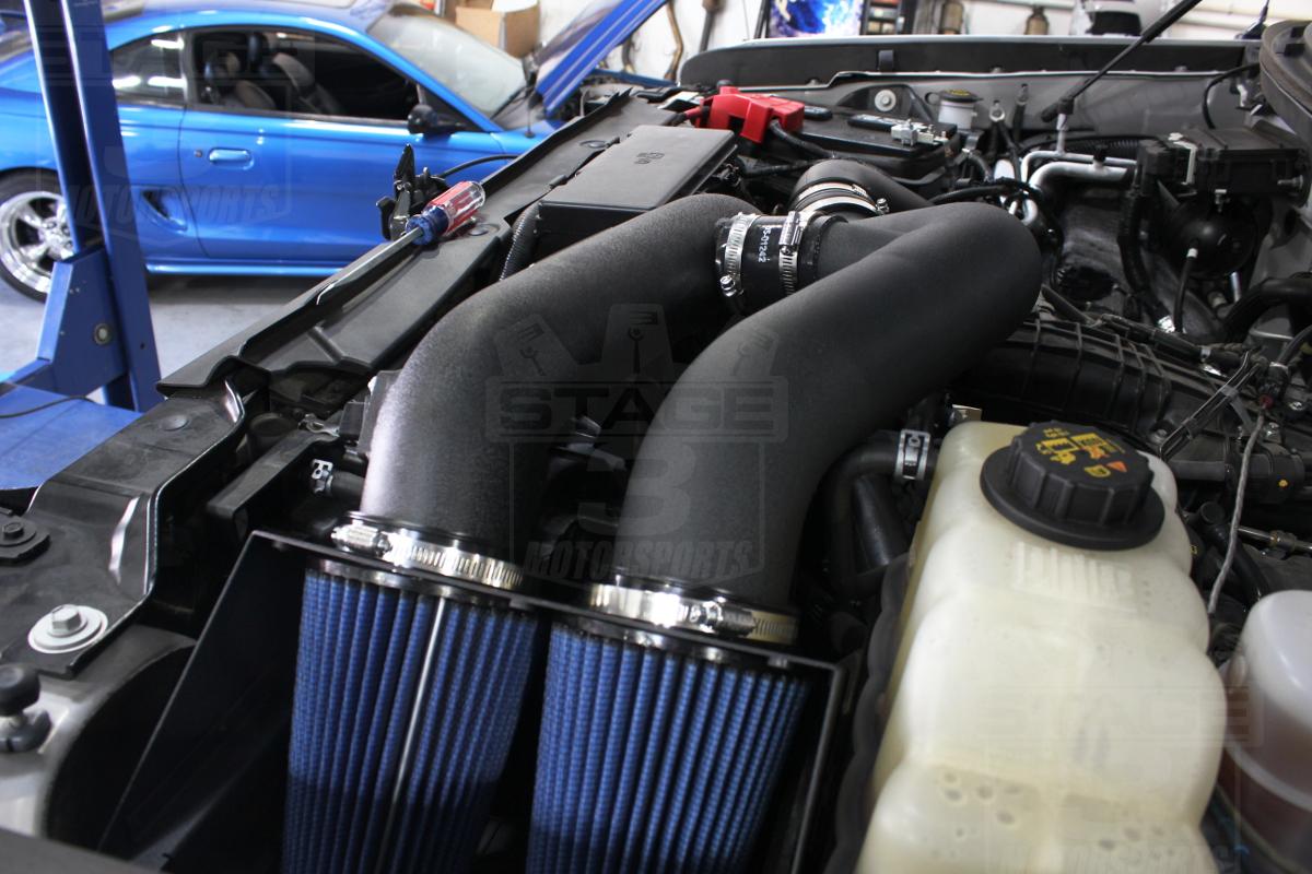 2012-2014 F150 3.5L EcoBoost AFE Cold Air Intake & Tuner ...