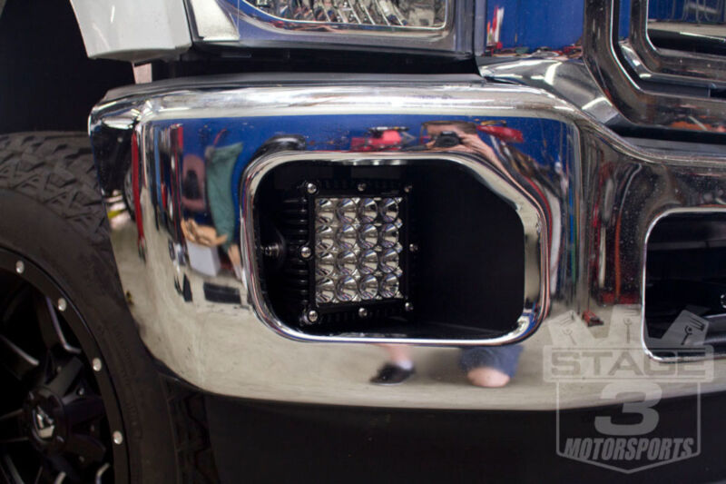 Rigid Led Fog Lights