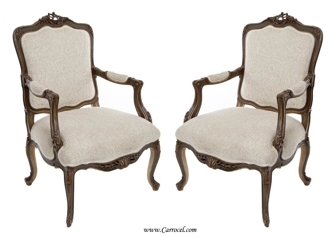 Side Chairs Arms Living Room