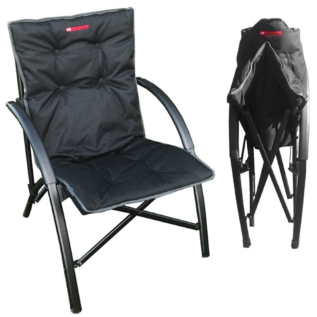 Compact Folding Camp Chair Home Furniture Design