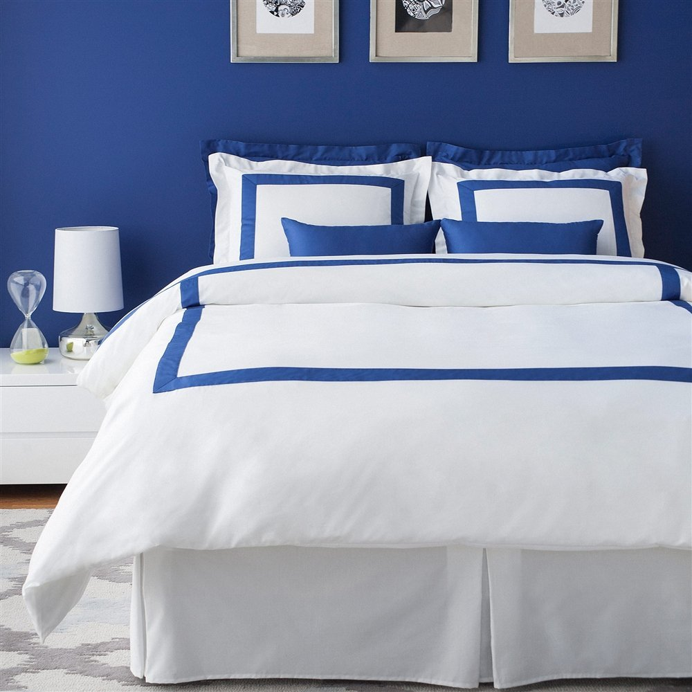 Blue And White Bedding Sets Home Furniture Design
