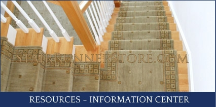 Hall And Stair Runners Custom Stair Runner Carpet Stair Runner | Carpet Runners For Stairs | Brown | Herringbone | Blue | Design | Wool