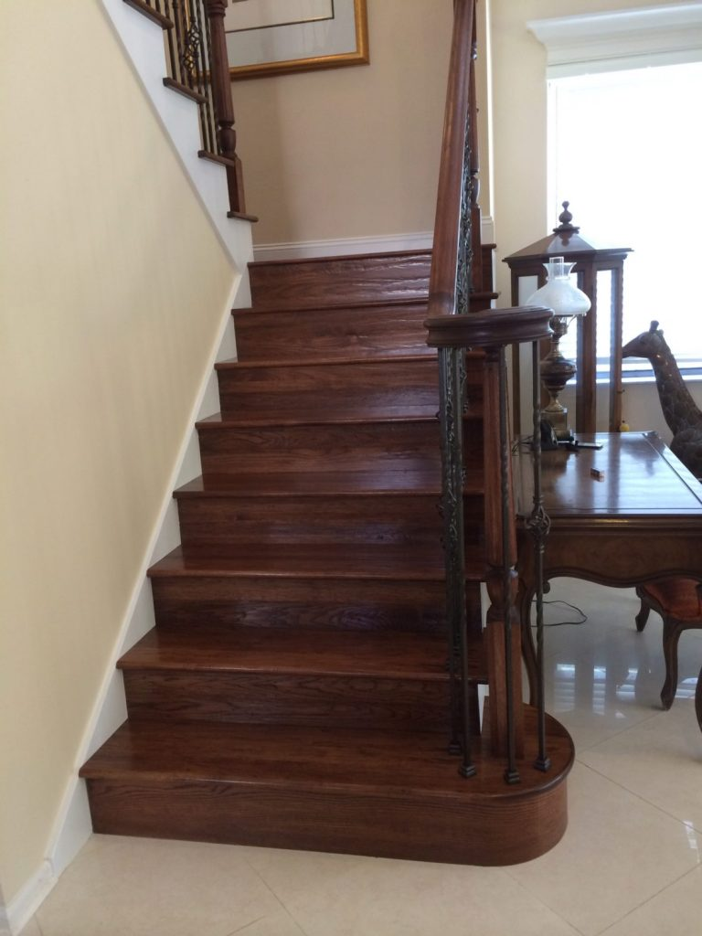 Project 103 Wood Treads And Risers Stairsupplies
