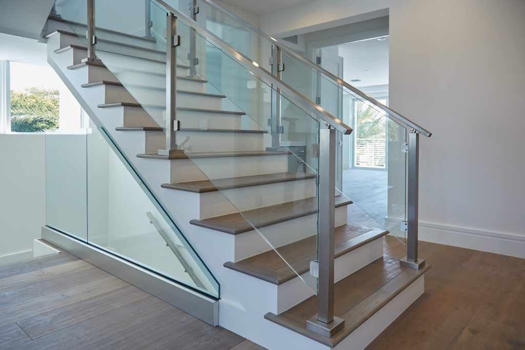 Glass Clip Stairsupplies™ | Glass Balusters For Stairs