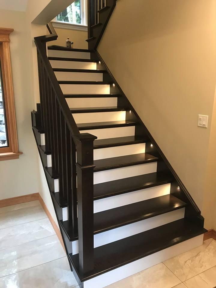 Stair Treads Risers — Stair Treads Usa | Prefinished Walnut Stair Treads | Hardwood Lumber | Hardwood | Wood Stair | Stair Parts | Brazilian Walnut