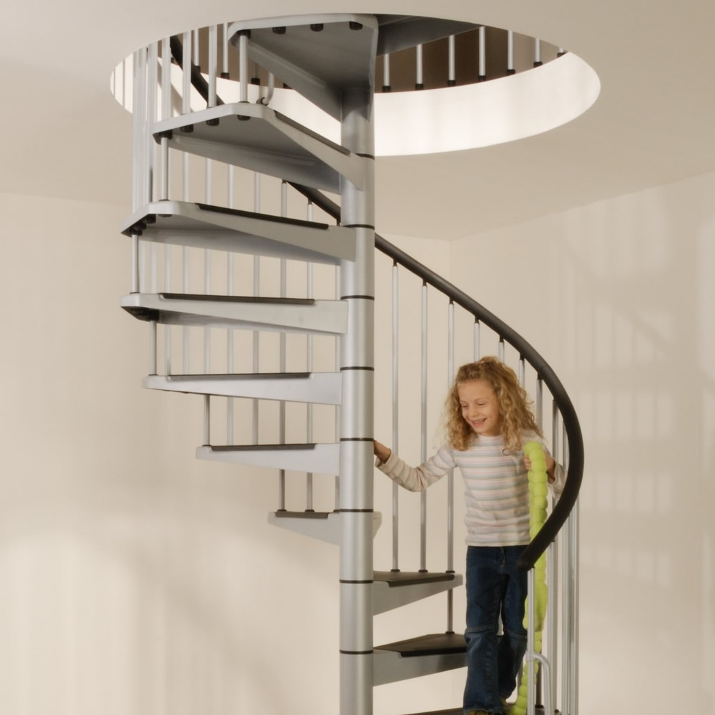 Spiral Stairs Spiral Staircases For Sale The Stairway Shop | Metal Spiral Staircase Cost | Stair Case | Stair Treads | Iron | Stainless Steel | Deck