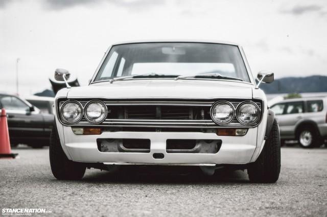 Datsun 510 Stance Nation