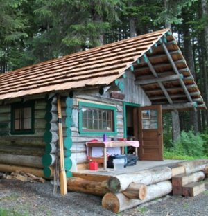 Standout Hunting Cabins Right On Target