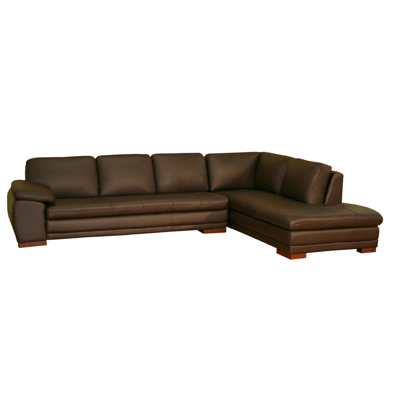 Sofa And Leather Chaise