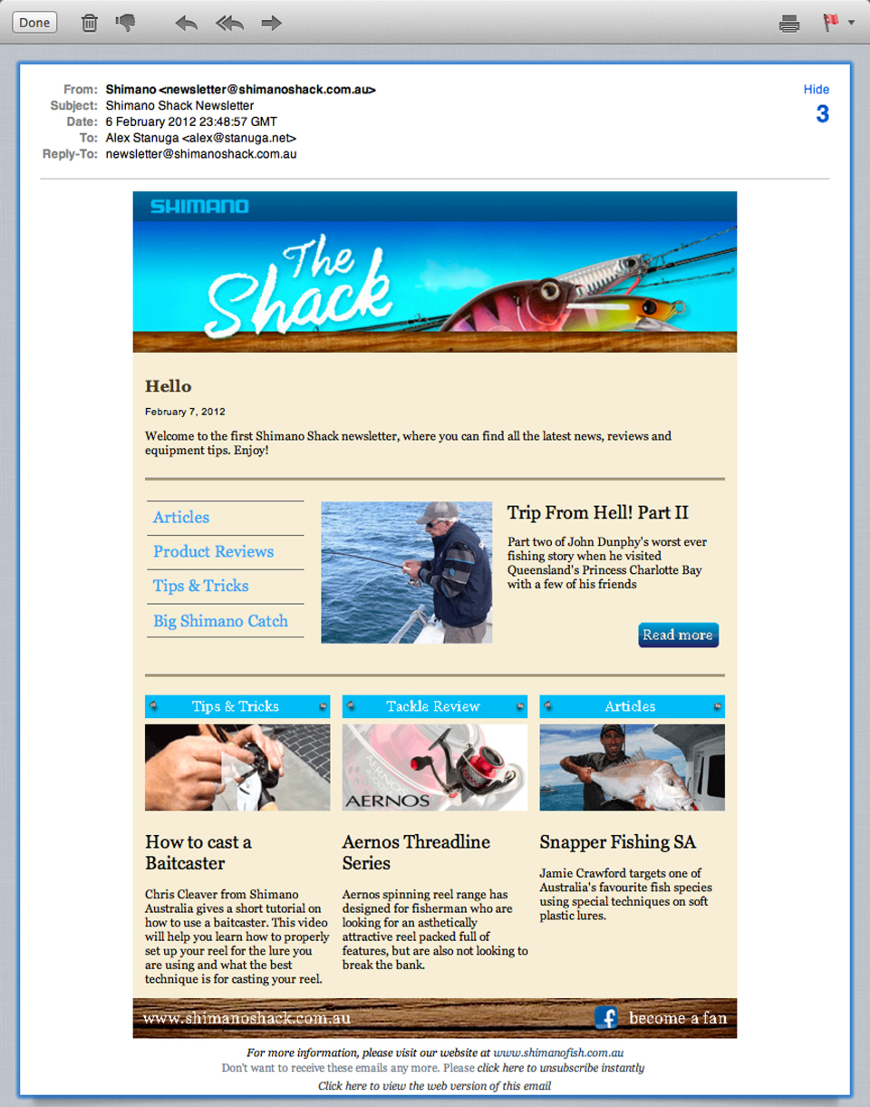 Education World Newsletter Templates