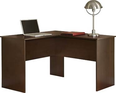 Easy2Go Corner Computer Desk  Resort Cherry   Staples https   www staples 3p com s7 is