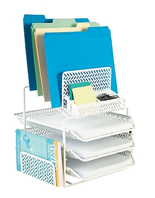 Card Business Staples Storage Box