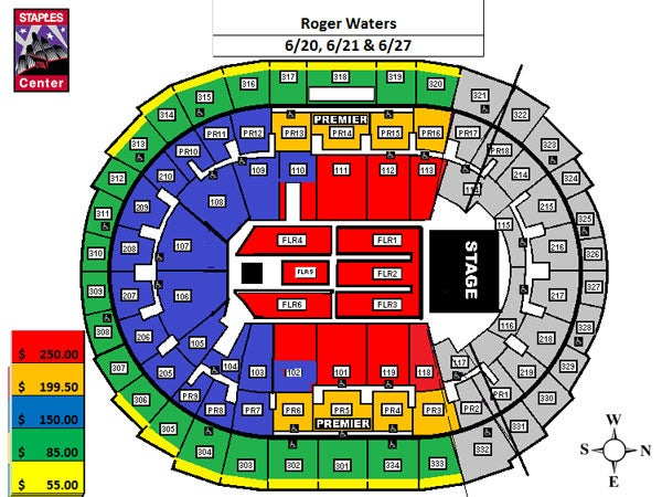 Katy Perry Concert Honda Center Seating Chart