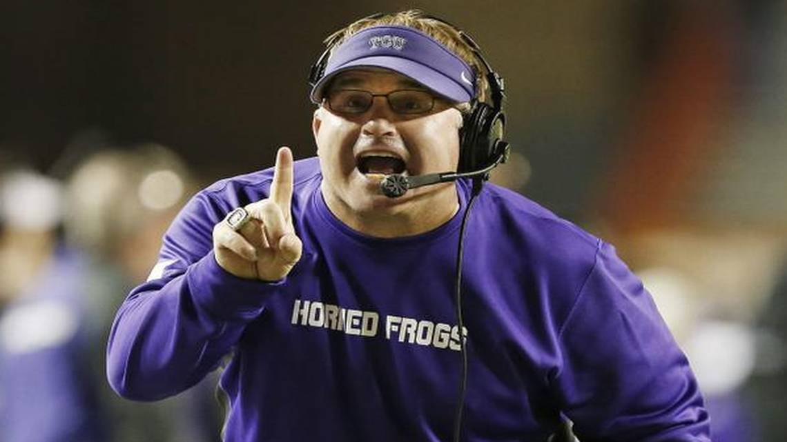 Tcu Gives Coach Gary Patterson Contract Extension Fort
