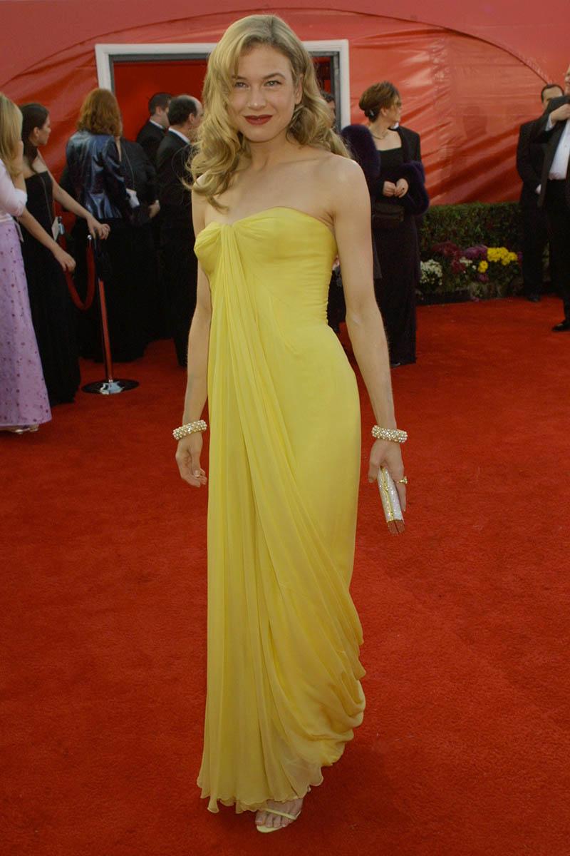 Yellow Dress Oscars