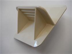 Wayne Dalton Replacement Almond Step Plate Lift Handle