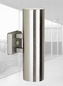 Modern Outdoor Sconces Classic Cylinder Wall Sconce