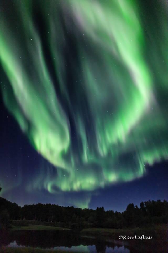 Northern Lights Activity Alaska