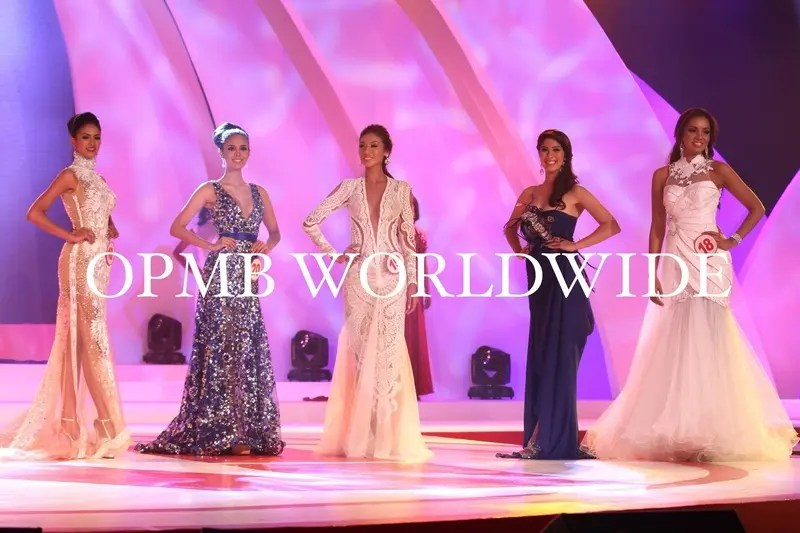 Miss World Philippines 2013     Question and Answer  Video    Starmometer Photo Credit  OPMB