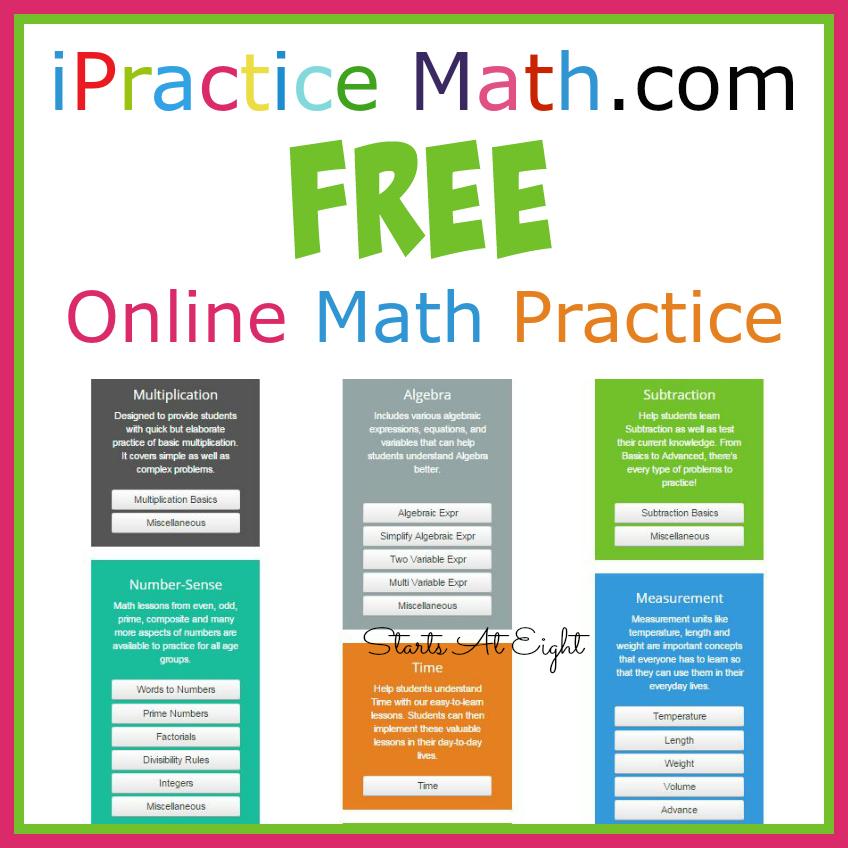 Tsi Math Practice Test Printable