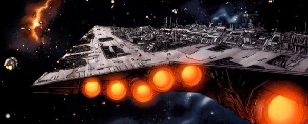 Star Wars Super Destroyer