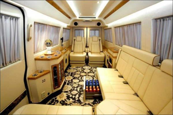 Alphard Interior Design