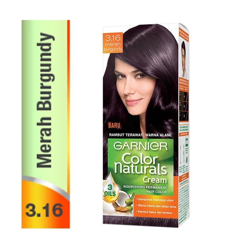 Garnier Nutrisse Ultra Hair Color Chart