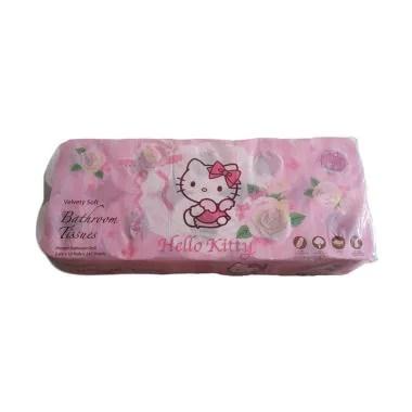 Jual Daily Deals Hello Kitty Bathroom Tissue Roll Tisu