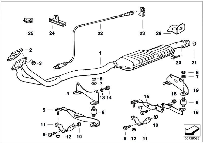 Bmw E36 Cooling System Diagram