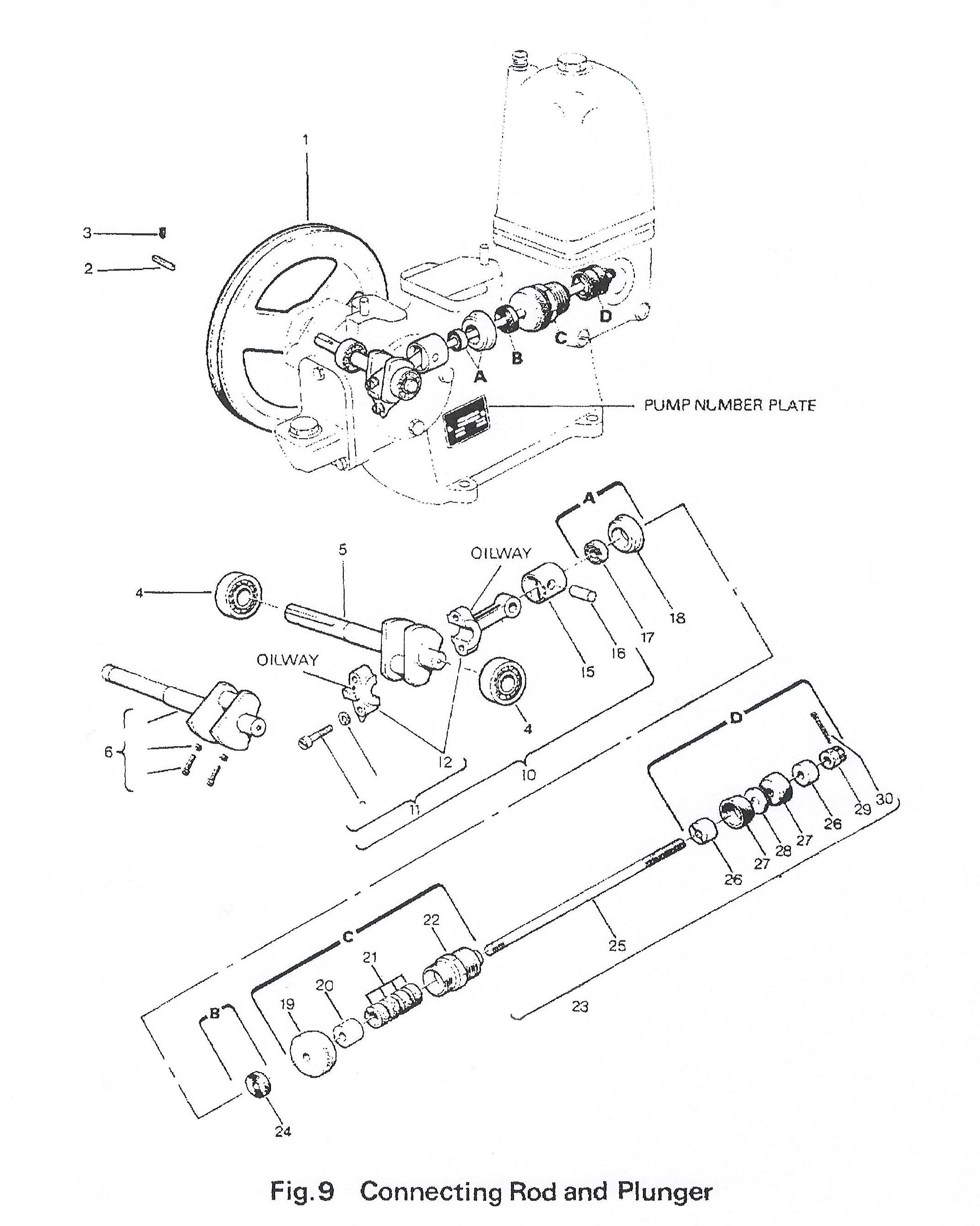 Lister starter motor wiring diagram