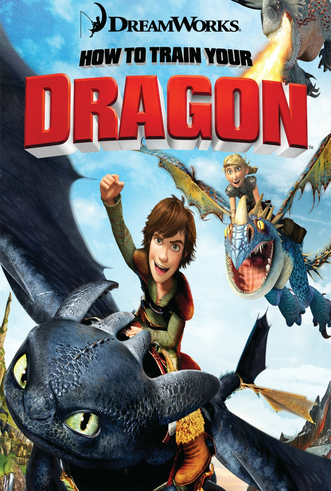 How To Train Your Dragon 2 - PARENT REVIEW - Steadfast Family