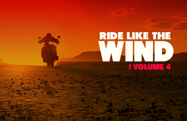 Ride Like The Wind Vol 4 50 Minutes 140bpm Workout