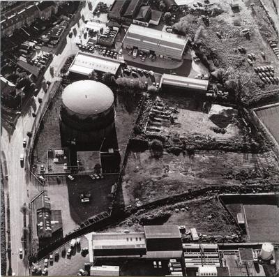 St Edmundsbury Local History Bury St Edmunds Gas Works