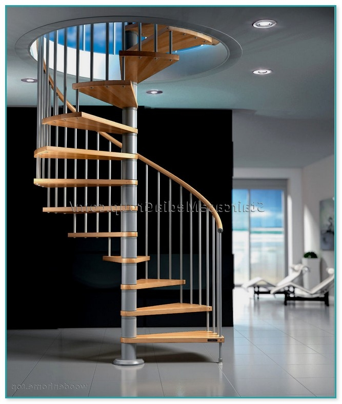 Metal Spiral Staircase For Sale   Iron Spiral Staircase For Sale   Round   Abandoned   Antique   Grey Exterior   Loft