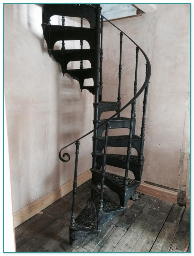 Second Hand Spiral Staircase For Sale | External Spiral Staircase For Sale | Stair Treads | Staircase Ideas | Steel Spiral | Metal Spiral | Staircase Railings