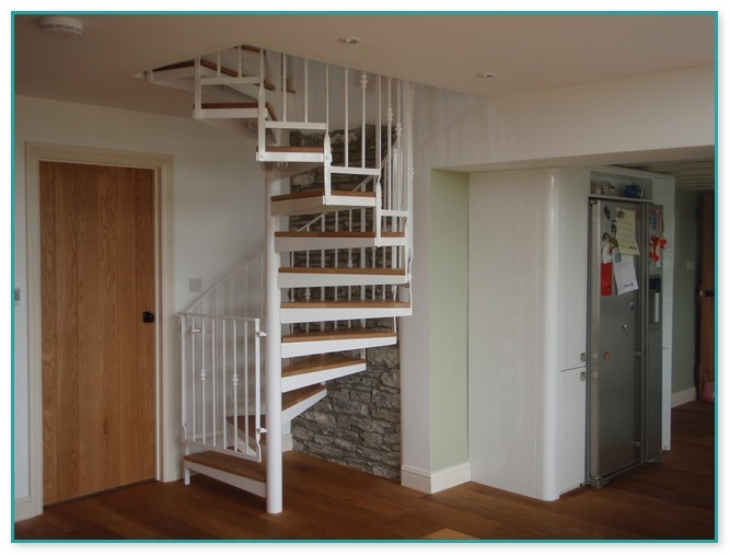 Spiral Staircase To Loft Conversion   Spiral Staircase For Loft Conversion   Loft Room   Stairwell Low   Narrow   Tight Space   Step By Step