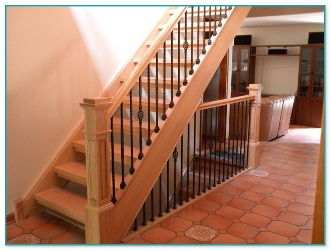 Iron Spindles For Staircase Home Depot | Iron Balusters Home Depot | Railing Kit | Ole Iron | Staircase Remodel | Oil Rubbed Copper Vein | Baluster Railing